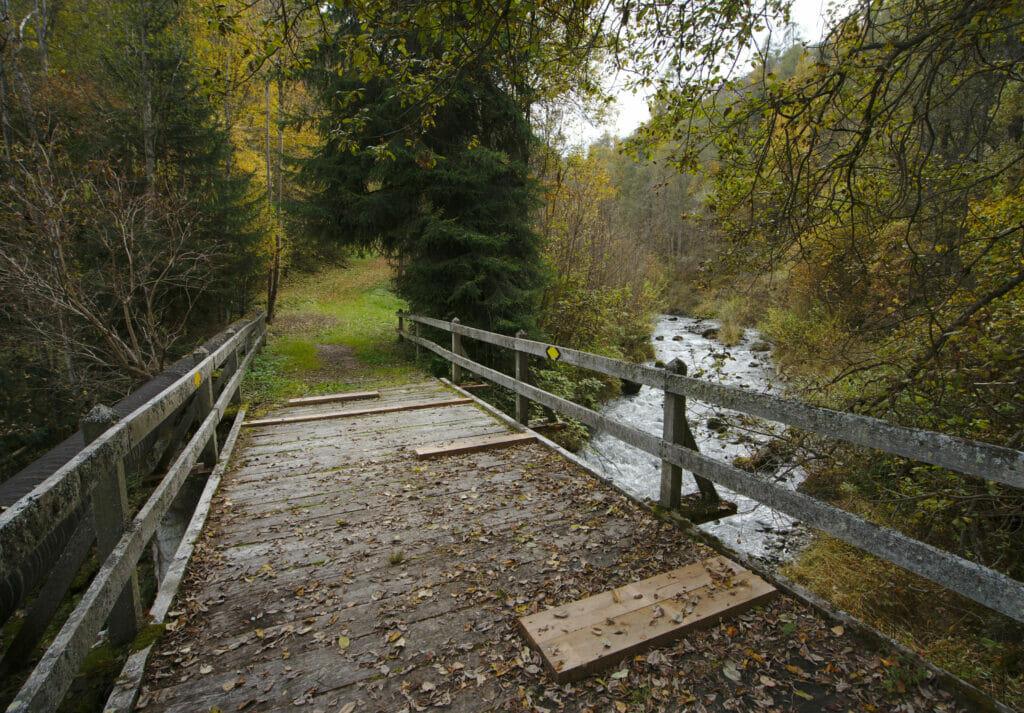 le pont de Letévèno