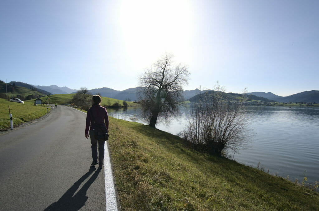 route sihlsee
