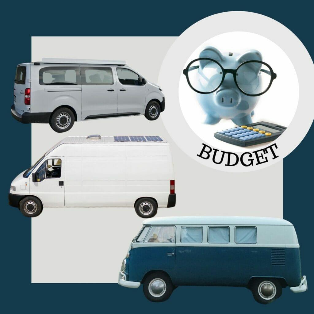 budget van