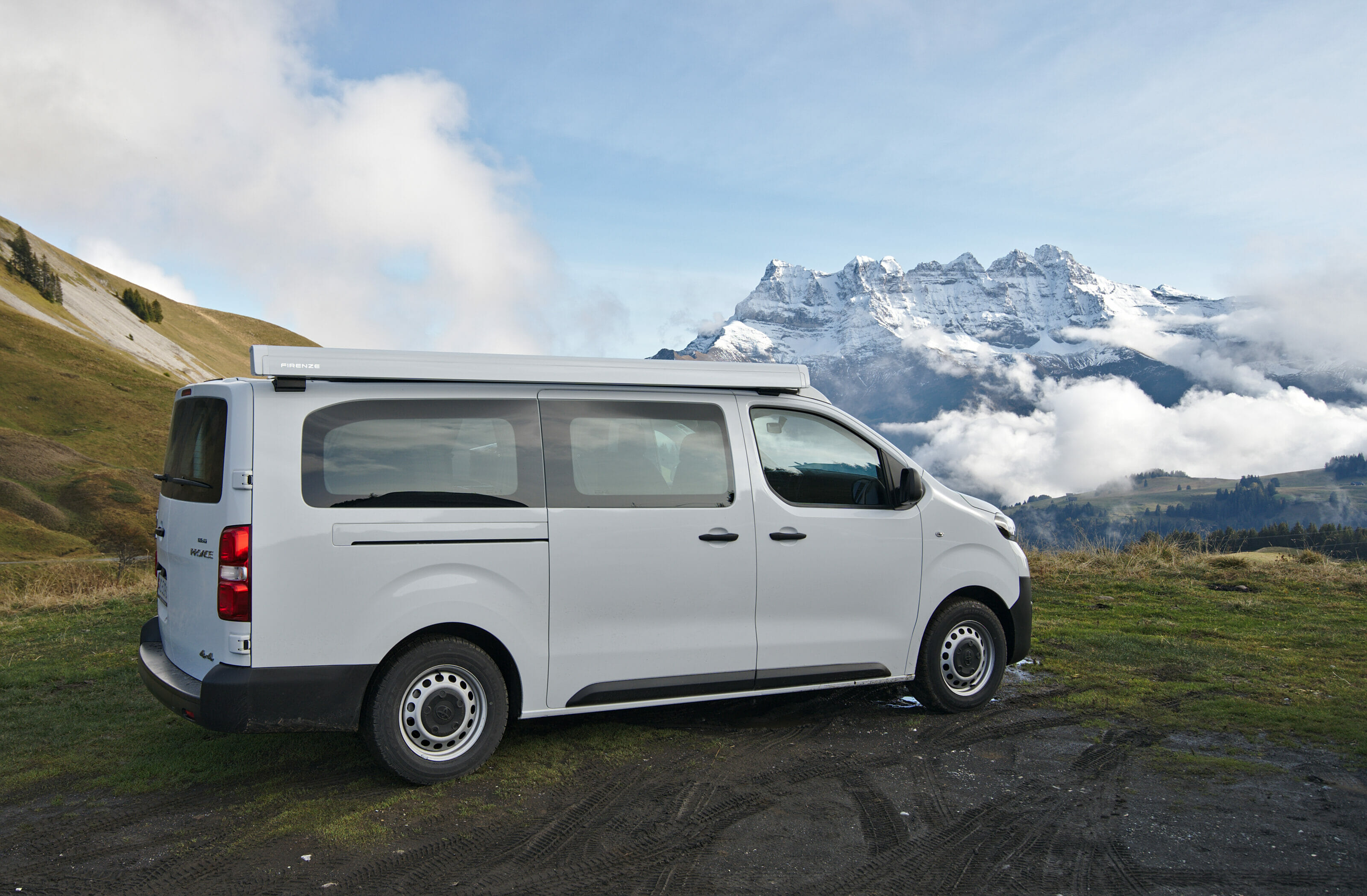 vanlife en suisse