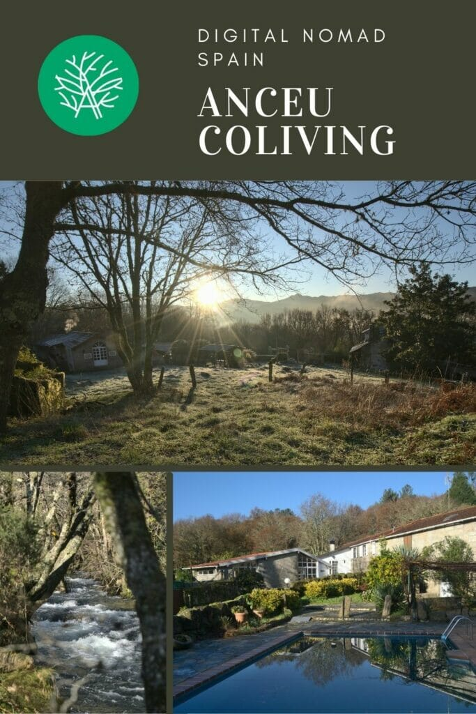 anceu coliving in Galicia