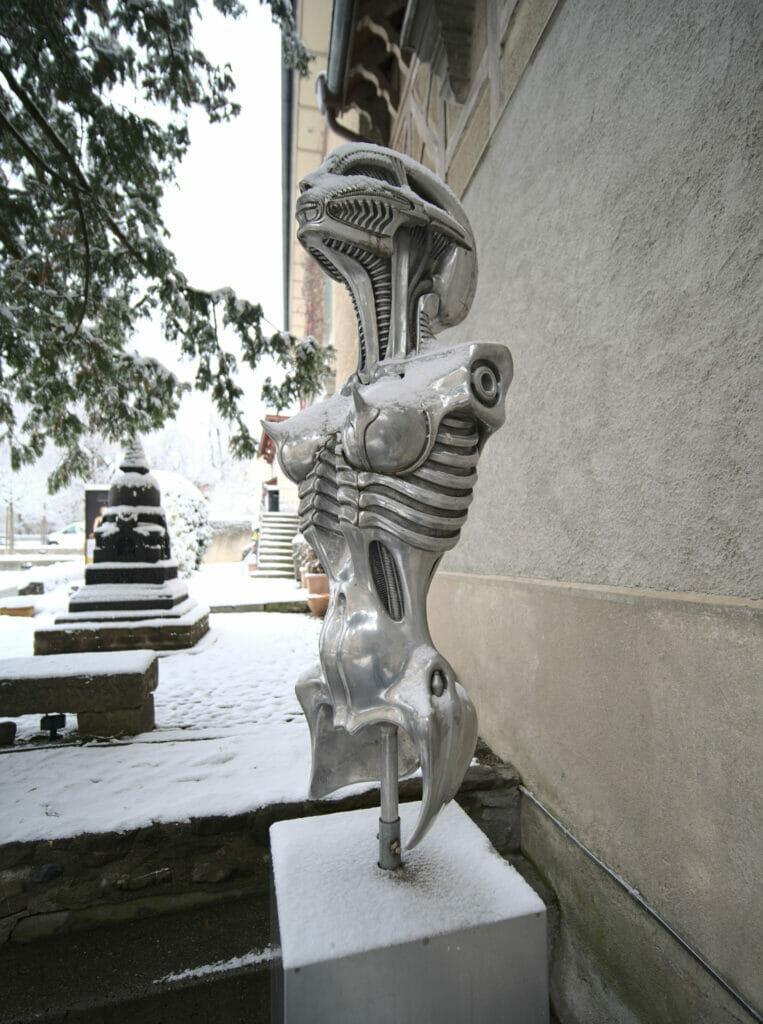 musée alien à gruyère
