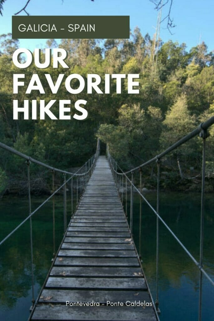 top hikes in Galicia