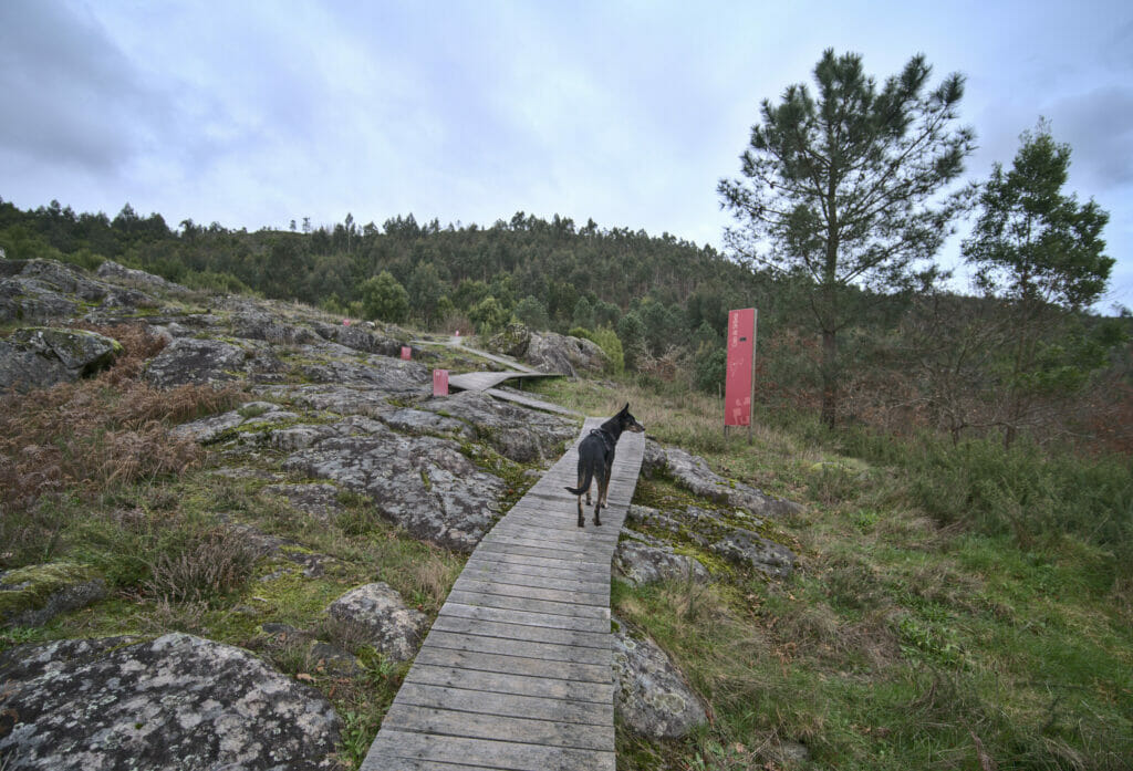 sentier archéologique Turon Galice