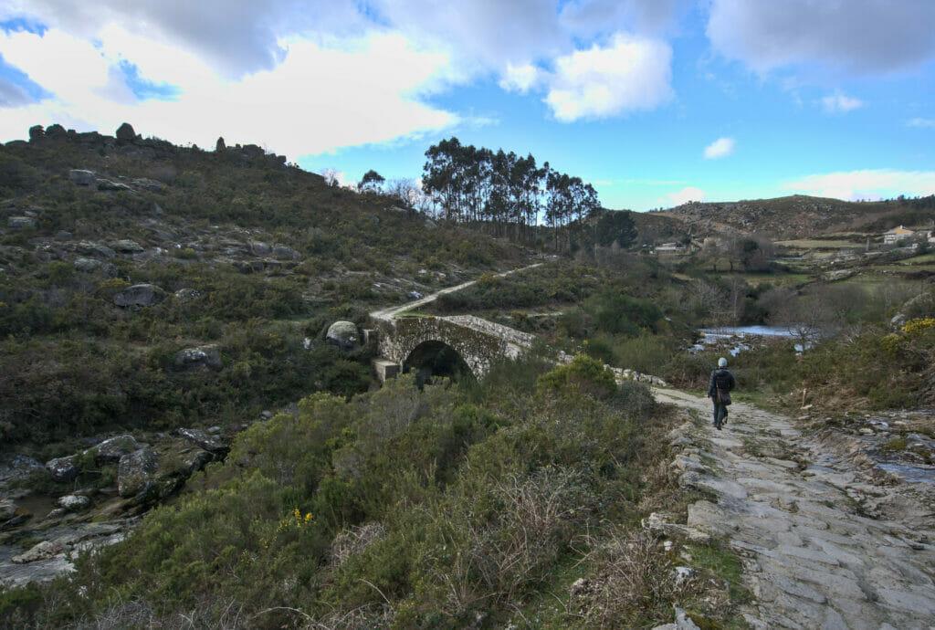 pont de Linares Galice