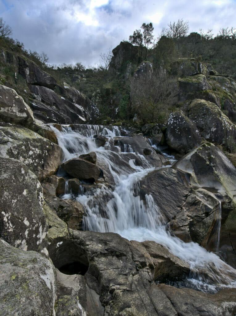 cascade de Linares