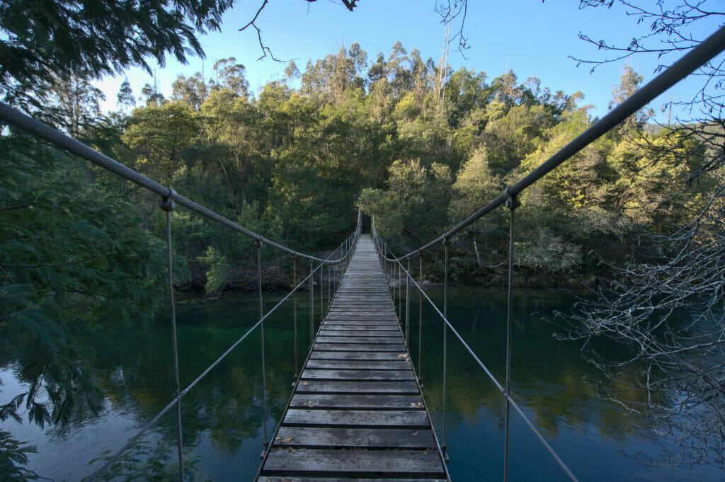 pont suspendu du rio verdugo
