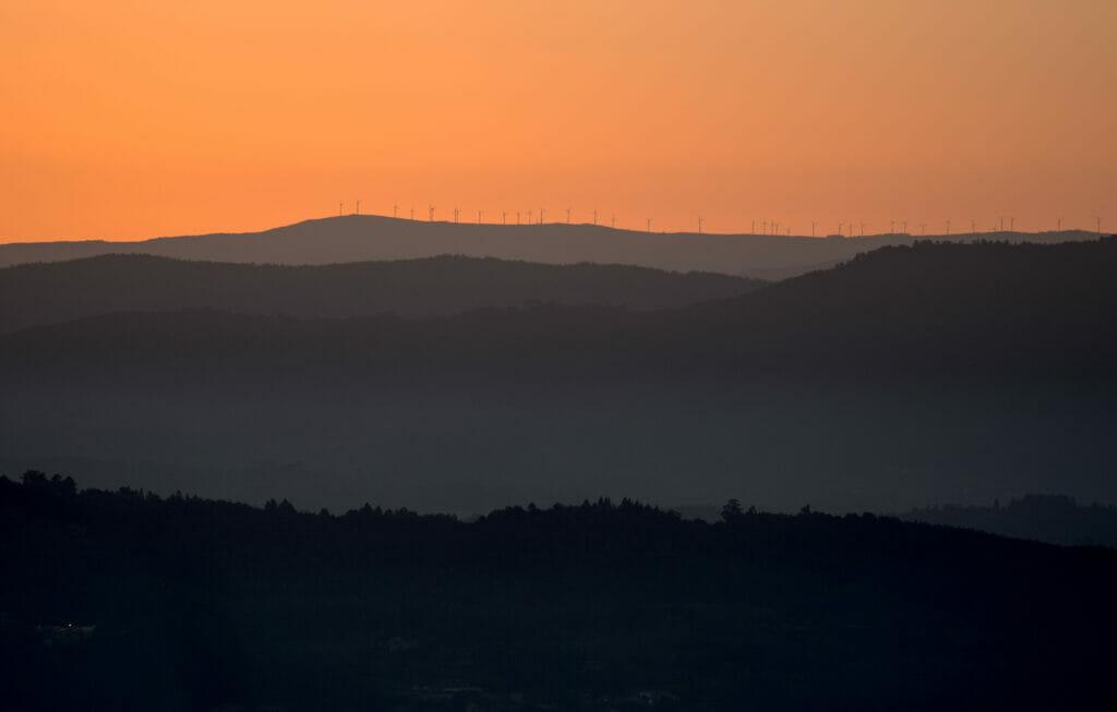 lever de soleil en galice