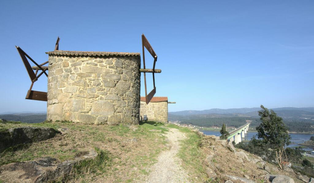 moulins à vent catoira