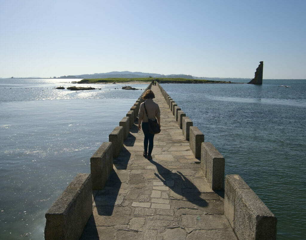 pont en pierre, cambados
