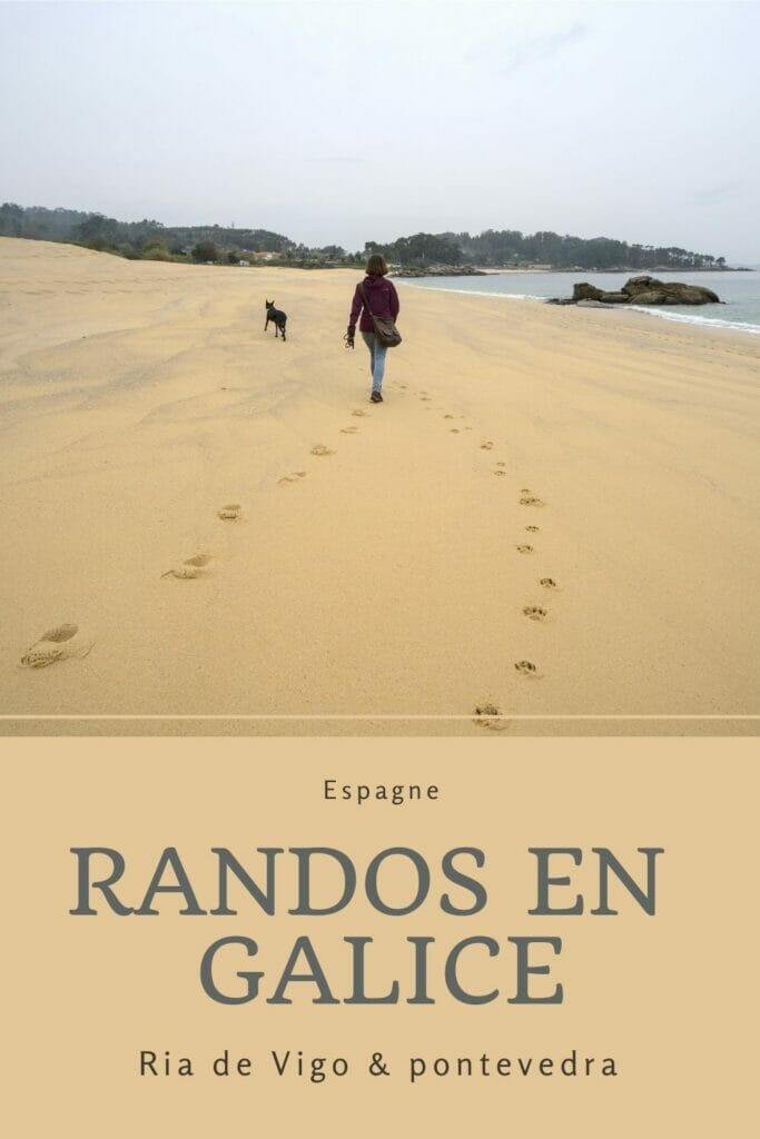randos en Galice autour de Pontevedra et Vigo