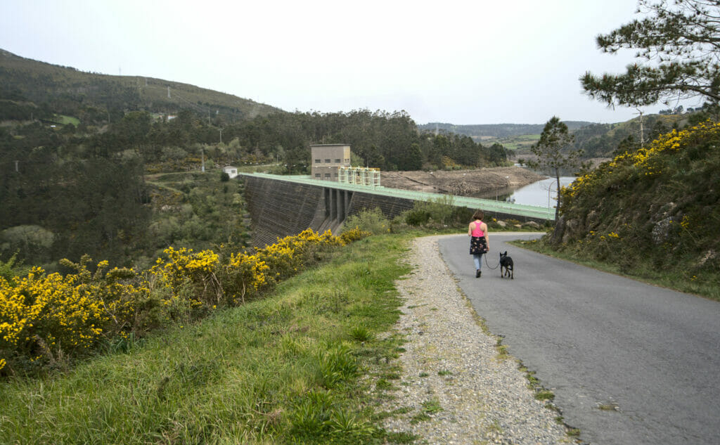 barrage ezzaro galice