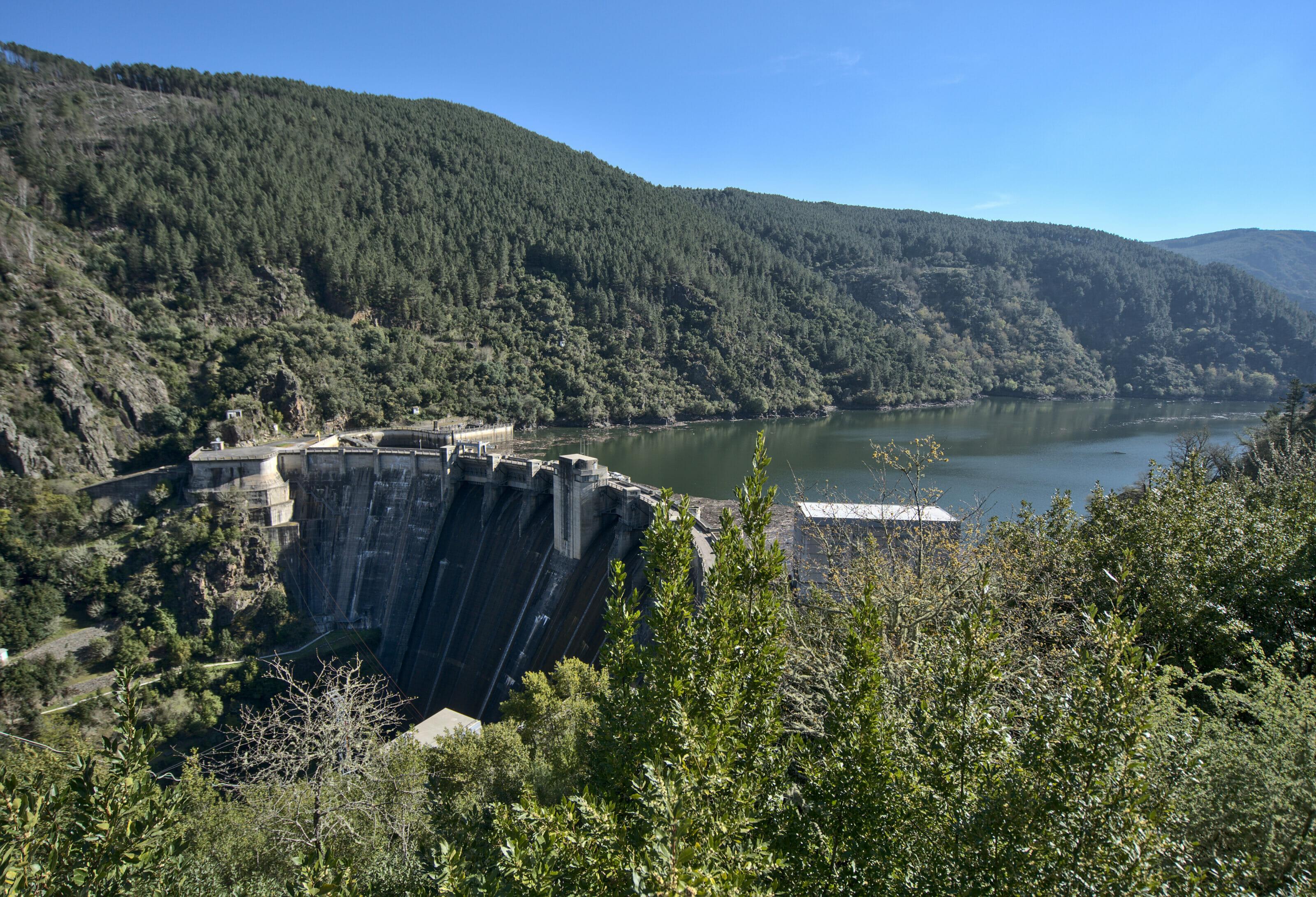 barrage ribeira sacra