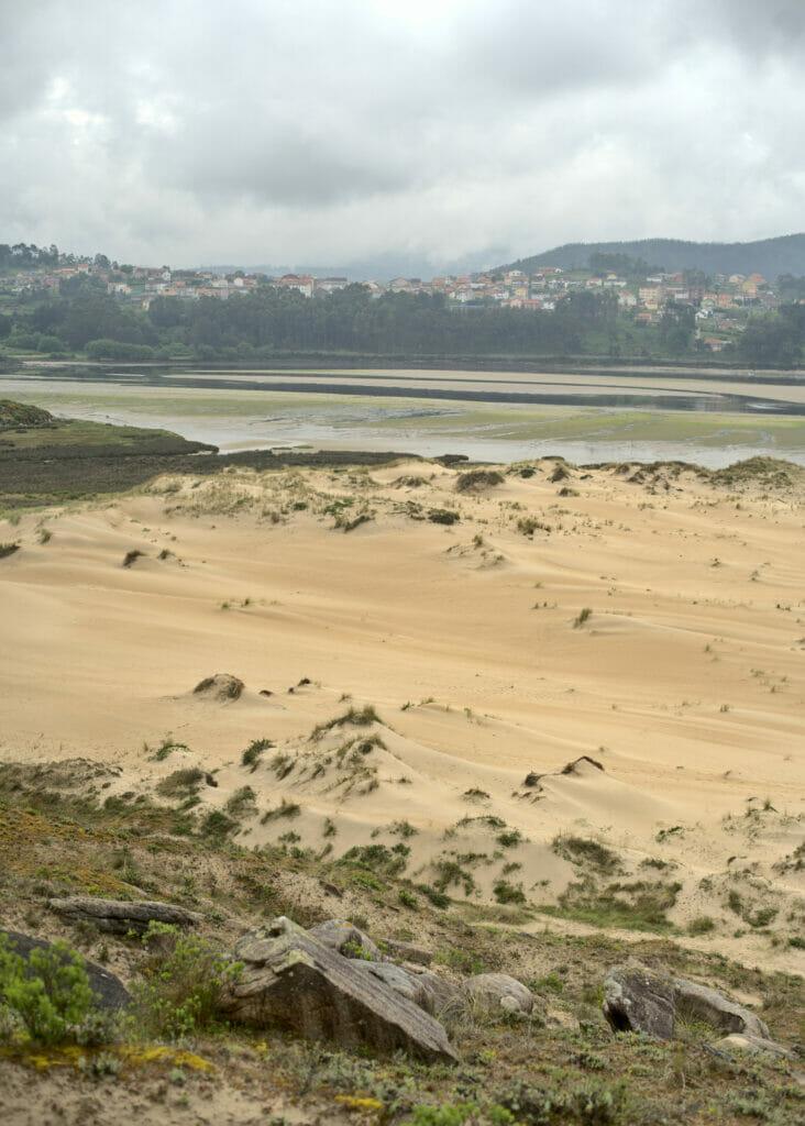 dunes en galice