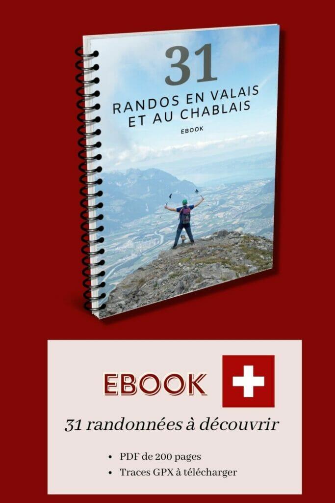ebook de randonnée
