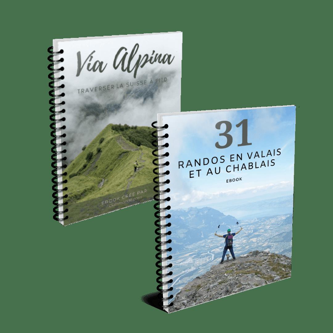 guide randonnée suisse