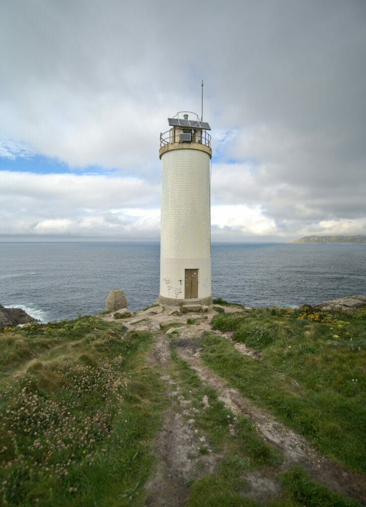 phare laxe, galice