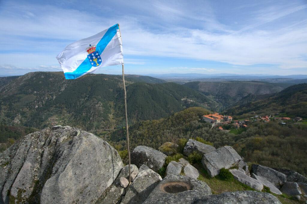 Mirador do Castro Santo Estevo