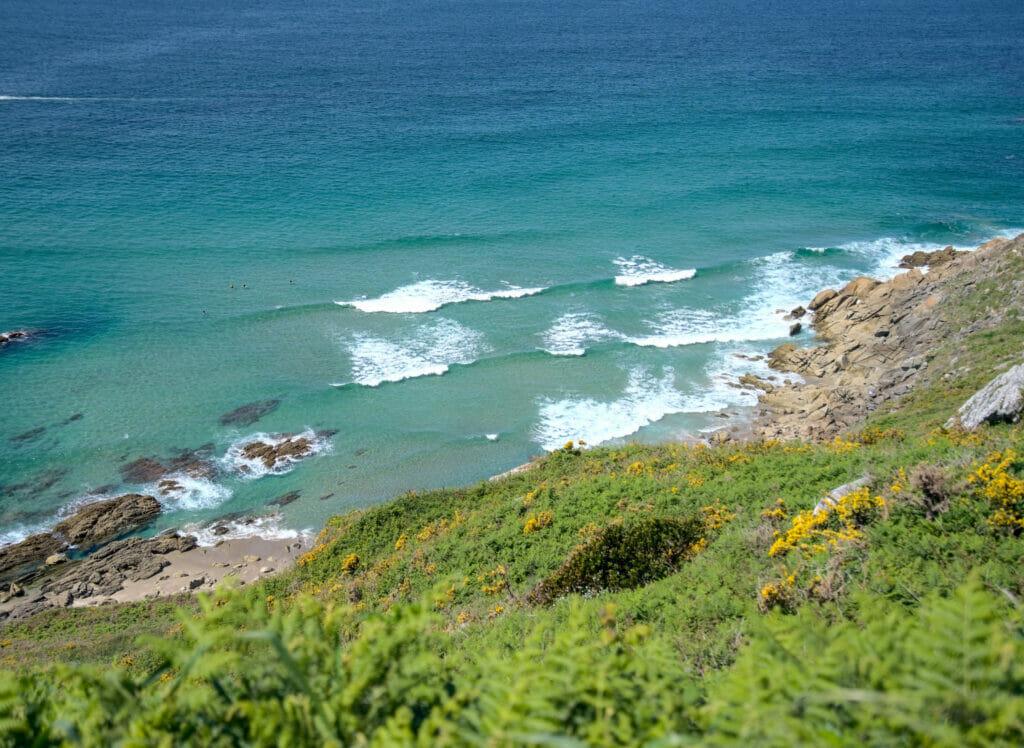 océan atlantique galice