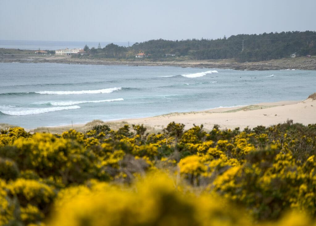 plage de galice