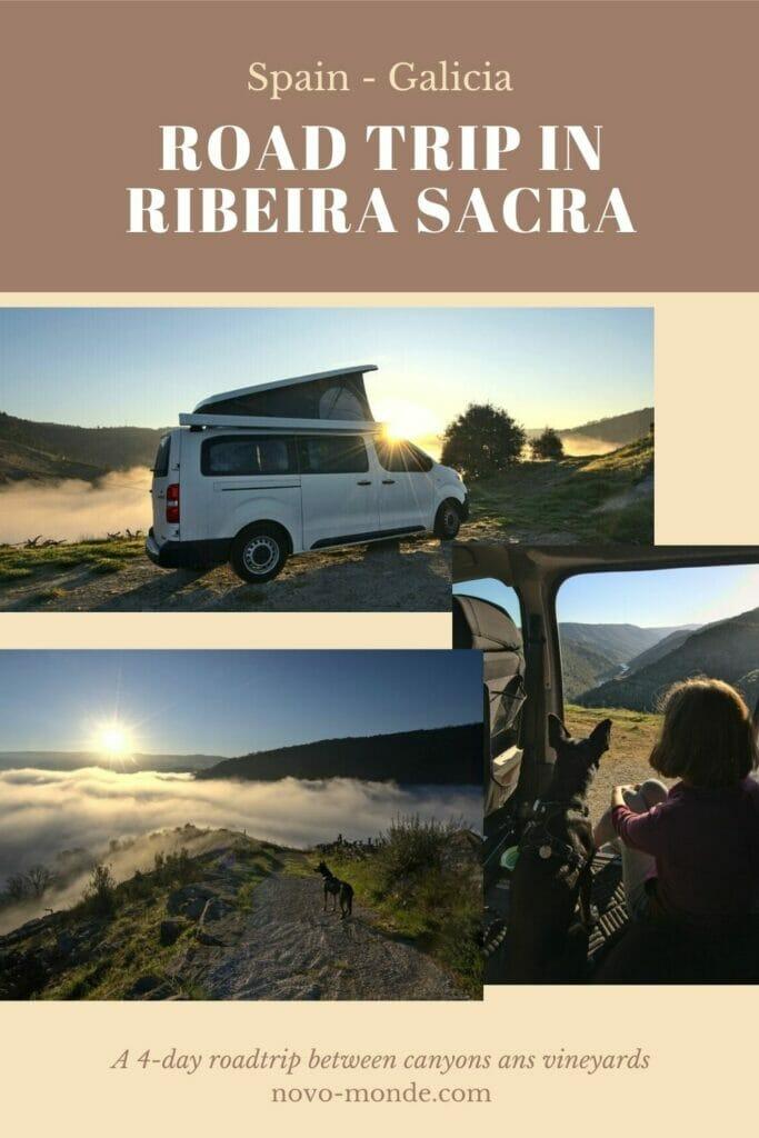 road trip to the Ribeira Sacra in Galicia