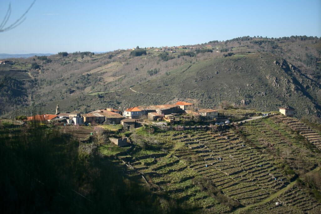 le village de San Lourenzo