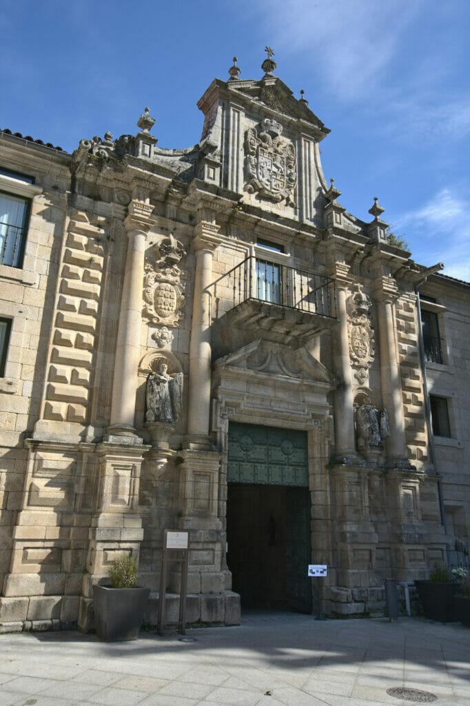 monastère de Santo Estevo