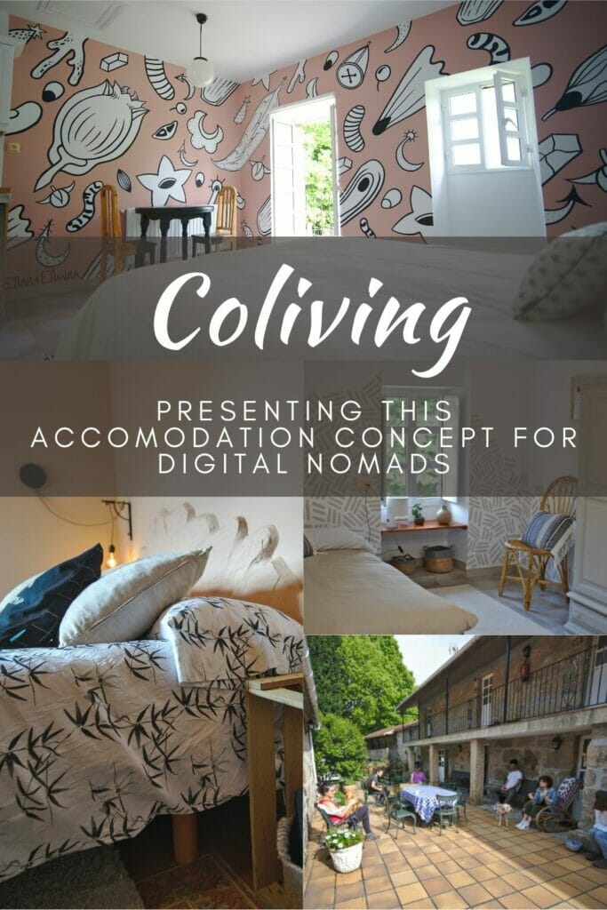 coliving concept