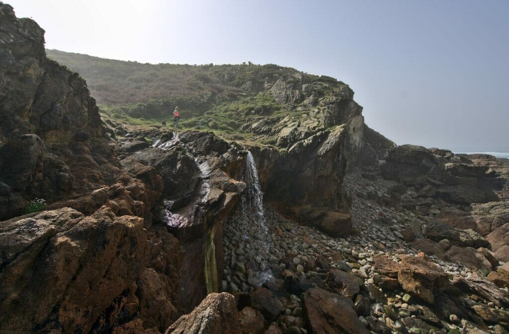 cascade en galice