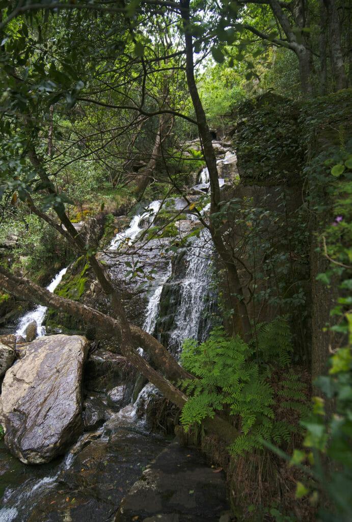 cascade Fragas do Eume