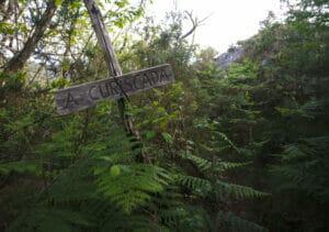 mirado de Caaveiro sign
