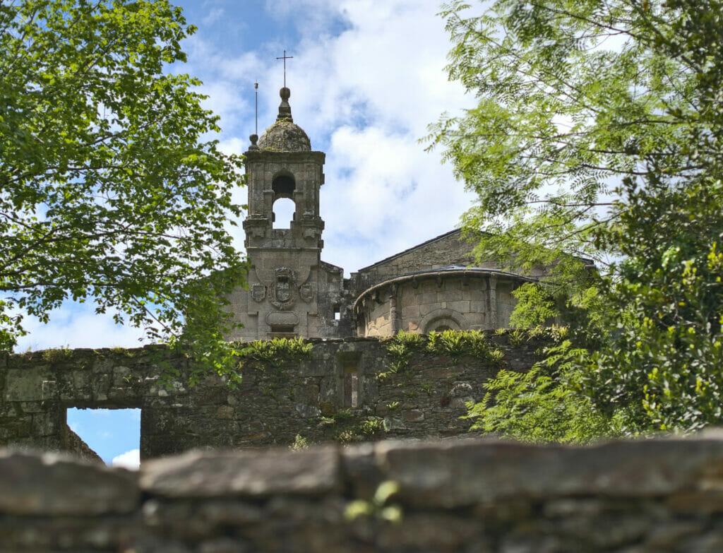 le monastère de Caaveiro