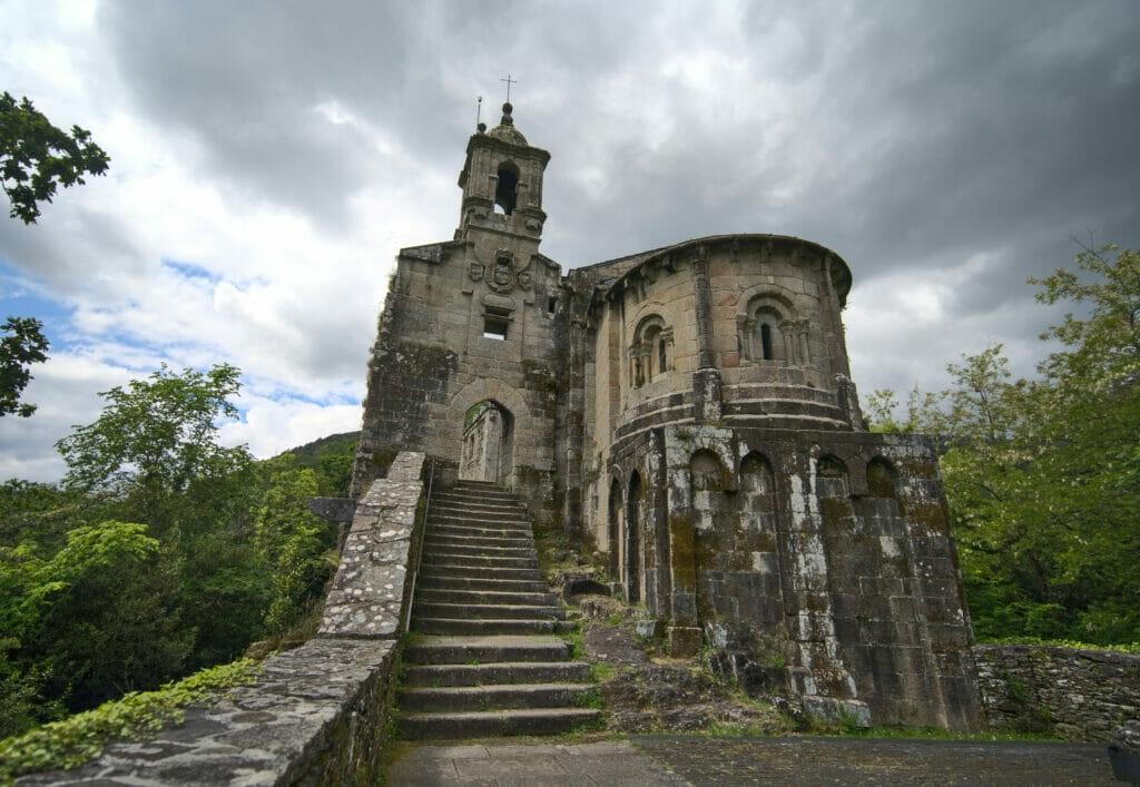 monastère de Caaveiro Fragas do Eume