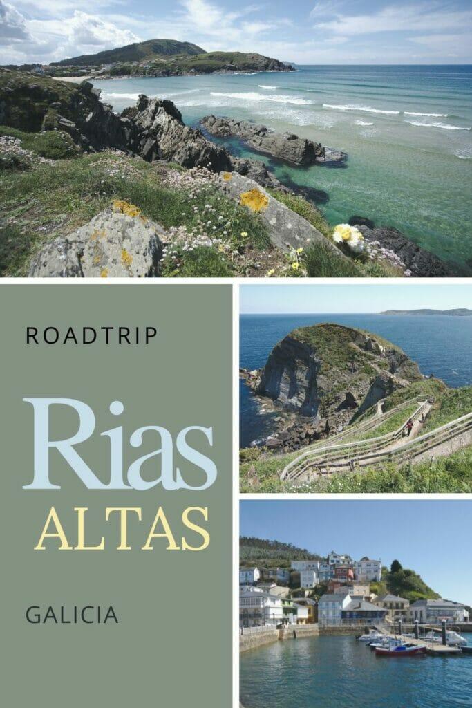 Rias Altas in Galicia