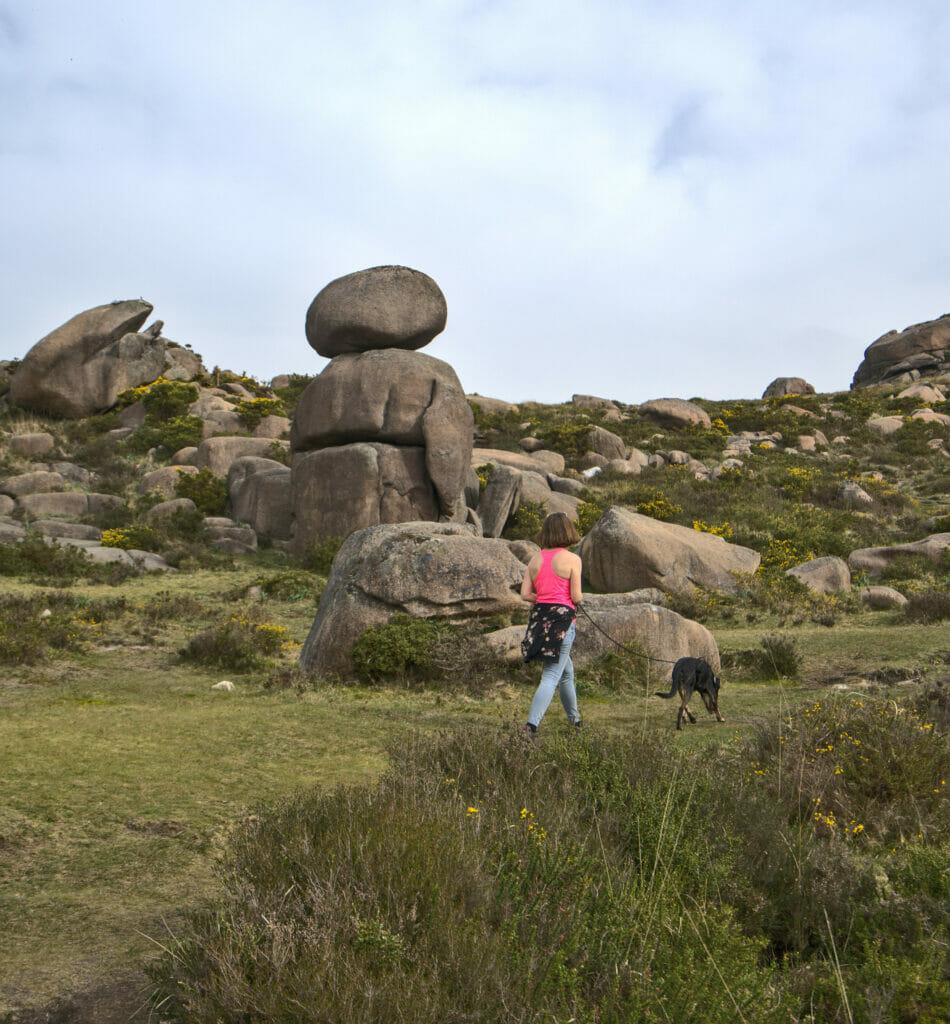 rocher monte pindo