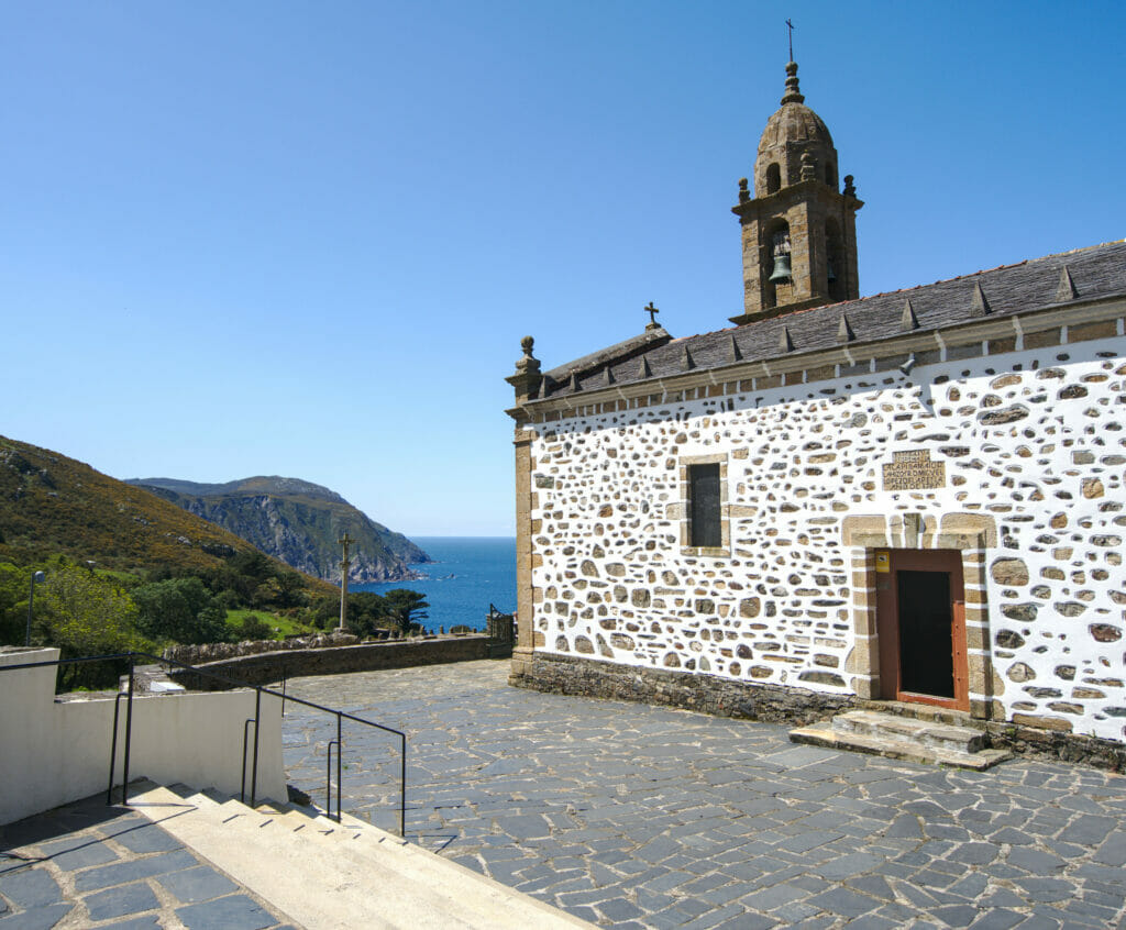 église de San Andres de Teixido