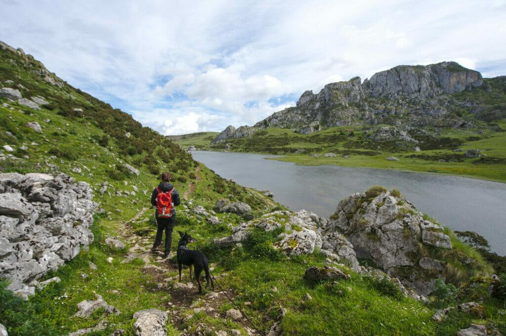 lac ernica, picos de europa