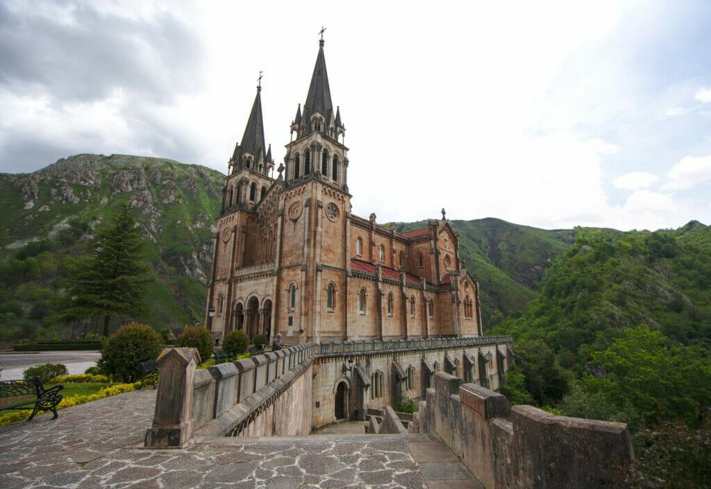 basilique de covadonga