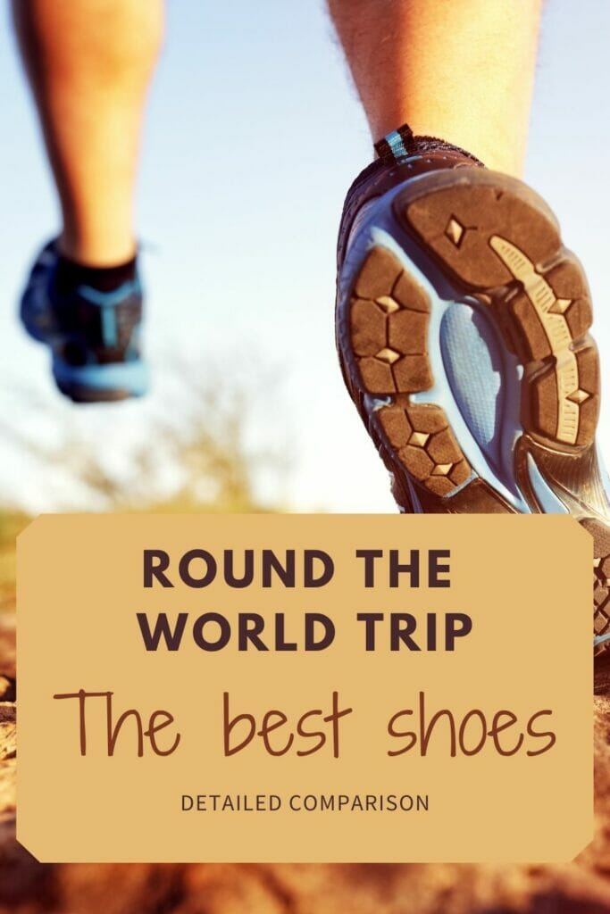 best trail running shoes to travel