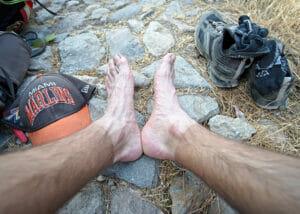 chaussures trail rando