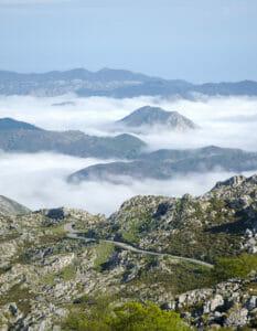 route covadonga