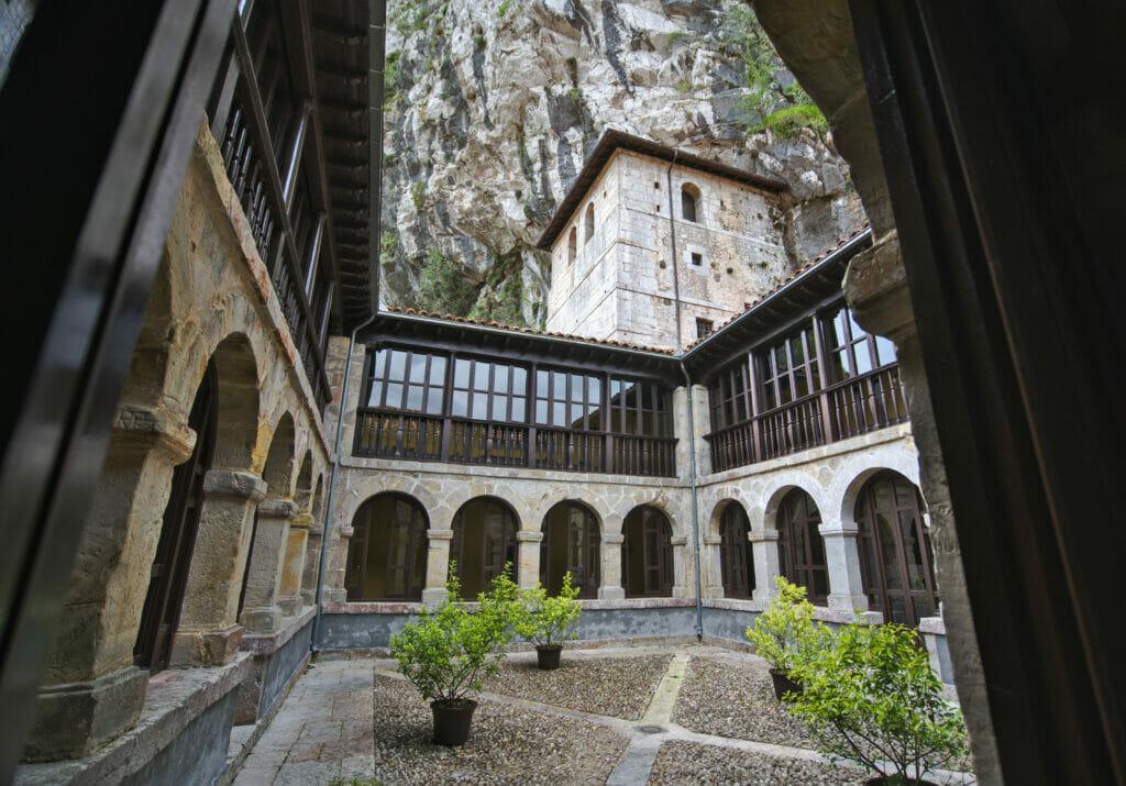 sanctuaire de covadonga