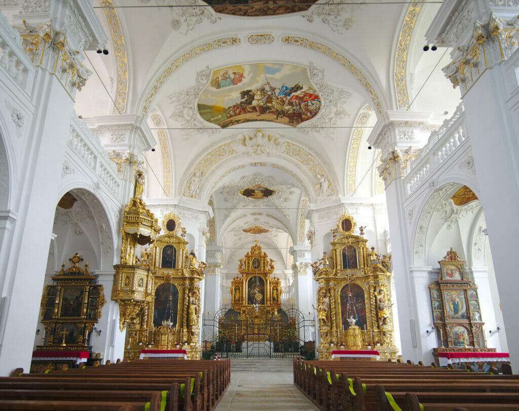 abbaye de disentis