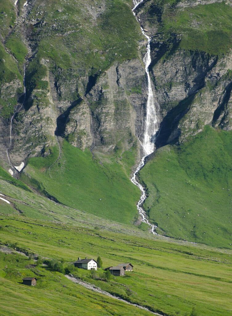 cascade safien