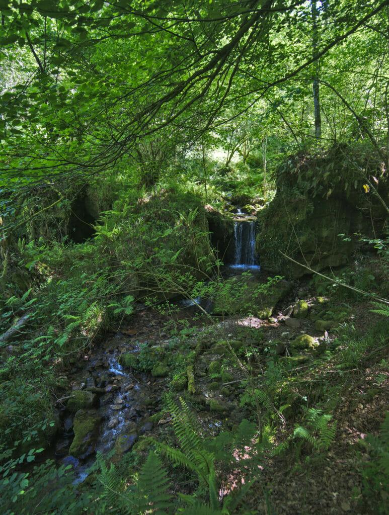 cascades asturies