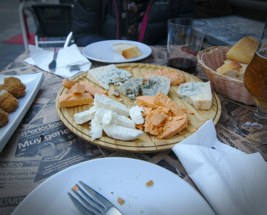 fromages des asturies