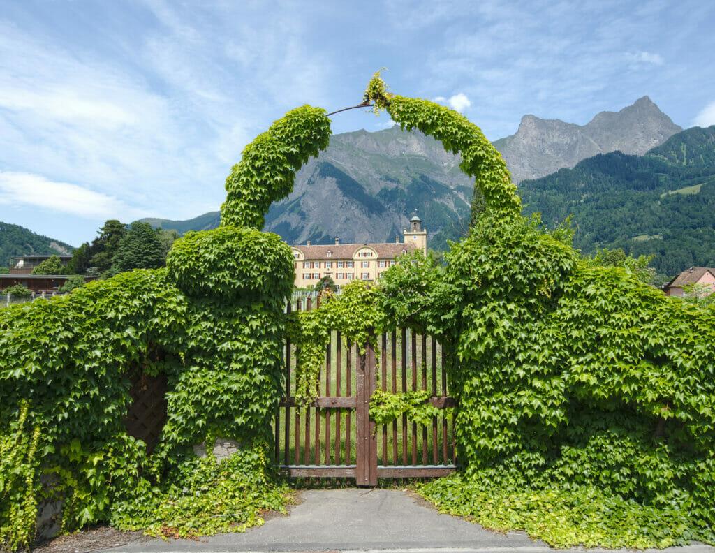 heidiland suisse