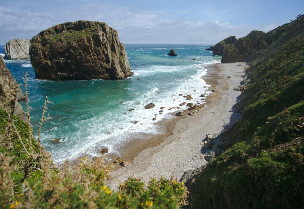 plage barquera