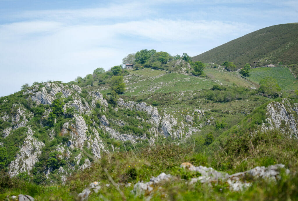 randonnée dans les asturies