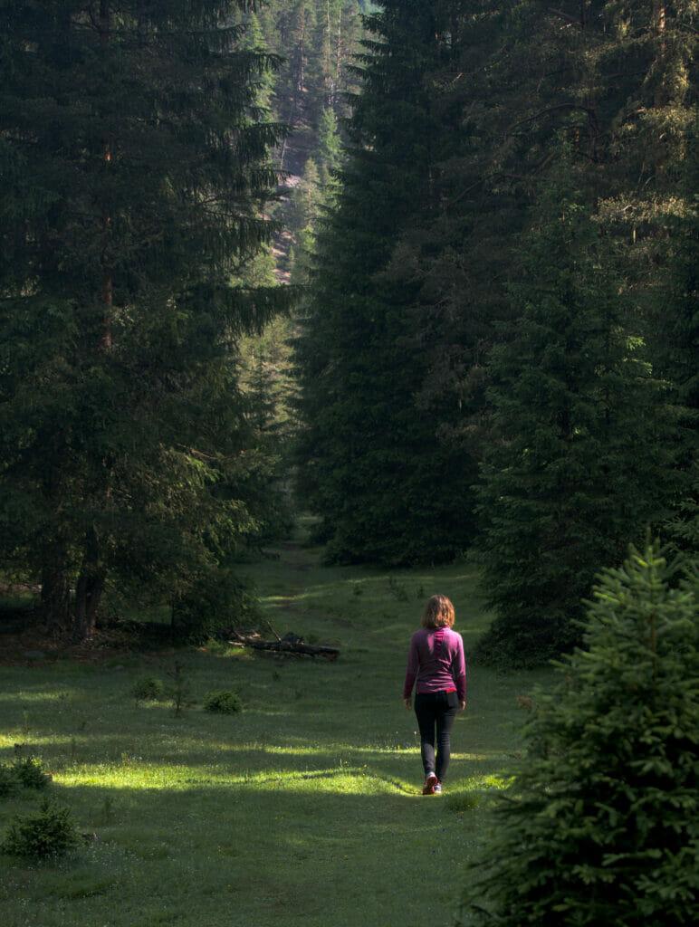 randonnée parc national suisse